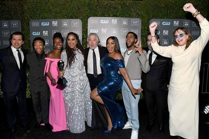 'When They See Us' Celebrated at Critics' Choice Awards