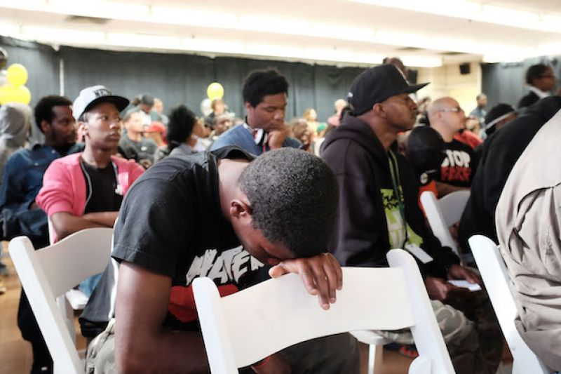 Behavioral Problems In Youths Are >> Study For Behavioral Problems Black Students See Cops Whites See