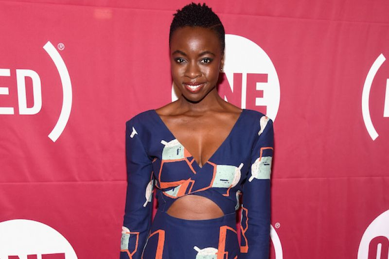 WATCH: Danai Gurira on Empowering Women of Color in Storytelling |