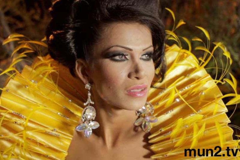 Latina Transgender Beauty Queens Raise Awareness For Hiv