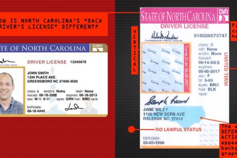 class c drivers license nc