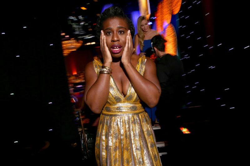 Uzo Aduba Never Thought About Changing Her Nigerian Name