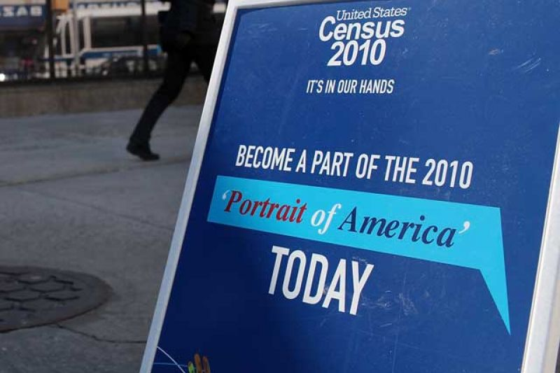 Arab-Americans Tell Census, 'We're Not White'