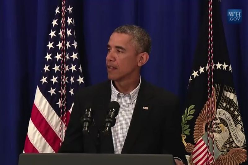 Obama on Ferguson: 'No Excuse for Police to Use Excessive Force'