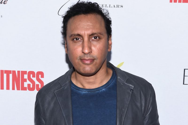 Aasif mandvi wife sexual dysfunction
