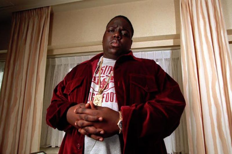 #TBT: World Remembers The Notorious B.I.G. on 20th ...