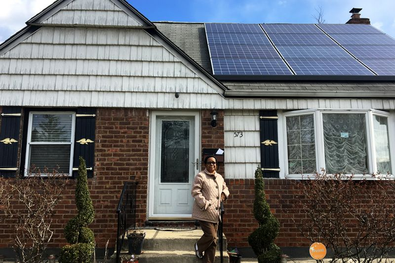 What It Means That This Community of Color Is Going Solar | Colorlines