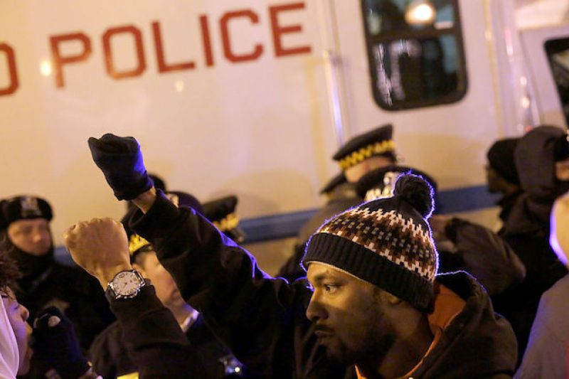 REPORT: Chicago Police Dept Has Long History of Racism