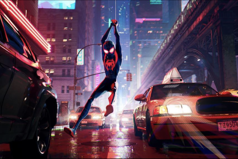 Spider Man Into The Spider Verse Earns Box Office Gold