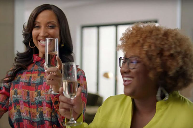 Watch the Hilarious Trailer for 'A Black Lady Sketch Show'  