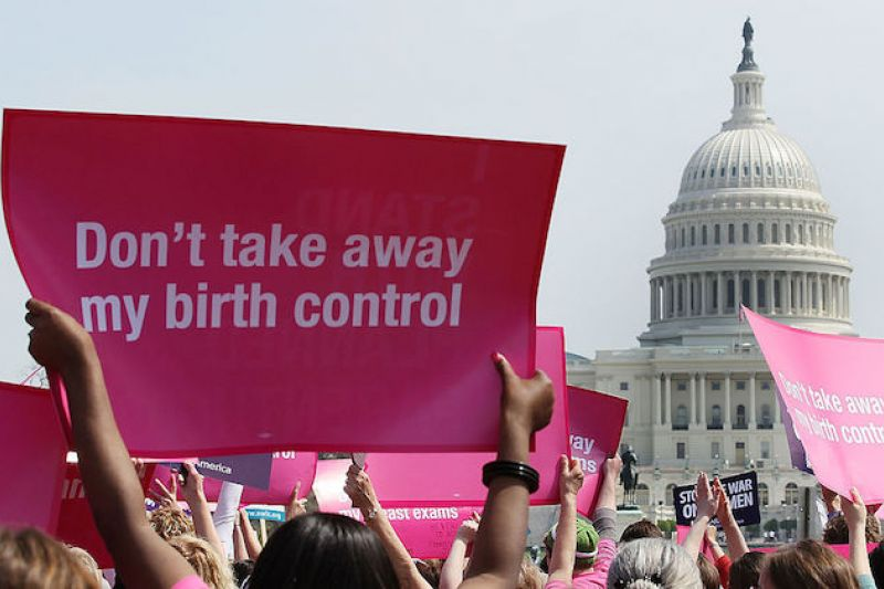 New Blueprint For Reproductive Justice Hopes to Transform Health Care